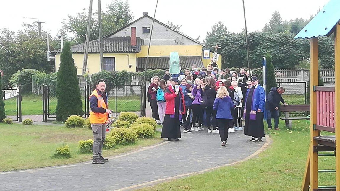 Pielgrzymka do Sanktuarium Maryjnego w Studziannie
