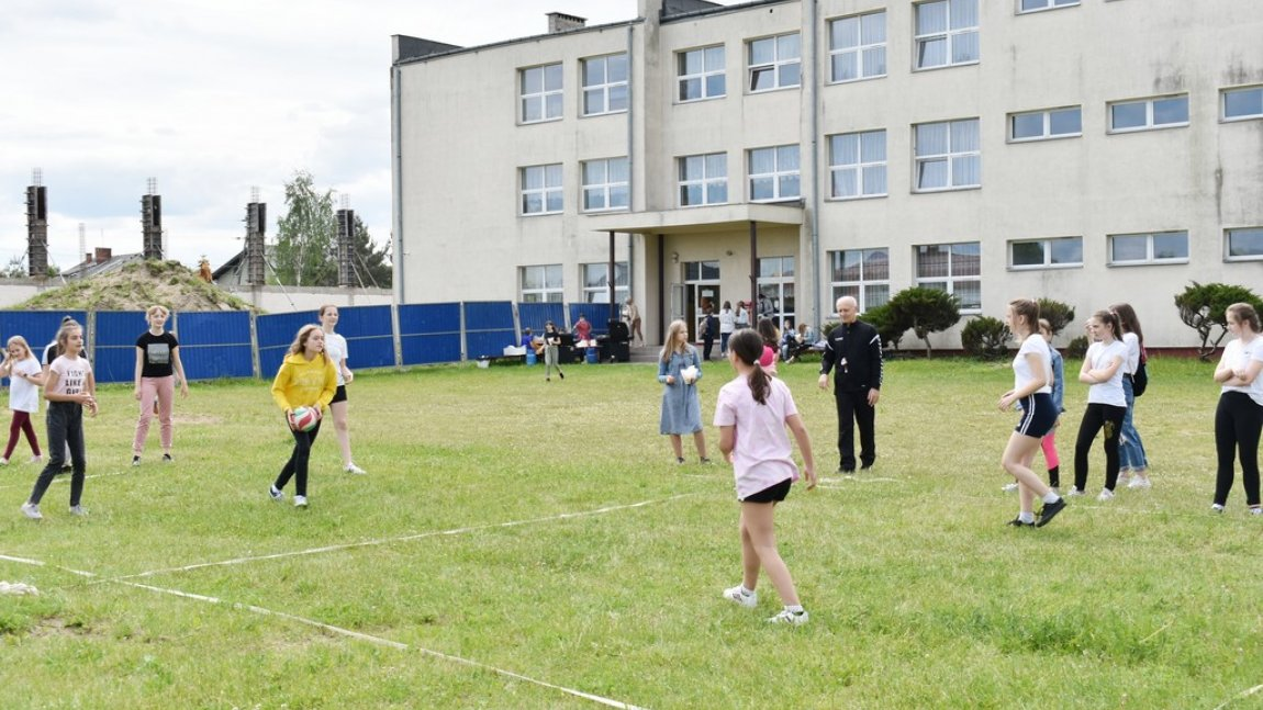 Dzień Dziecka 2021 w Publicznej Szkole Podstawowej im. Jana Kochanowskiego w Rusinowie